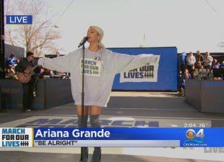 Ariana Grande i Miley Cyrus śpiewają dla ofiar przemocy (WIDEO)