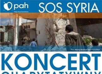Koncert charytatywny S.O.S. Syria