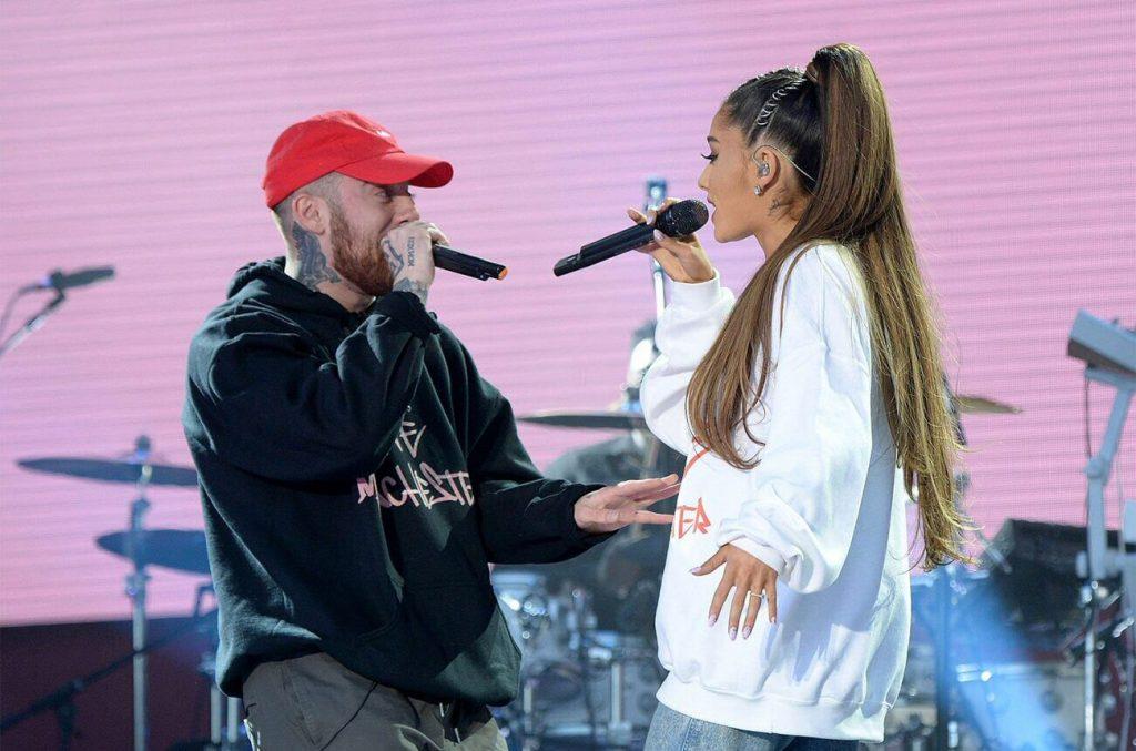 Ariana Grande potwierdziła rozstanie z Makiem Millerem