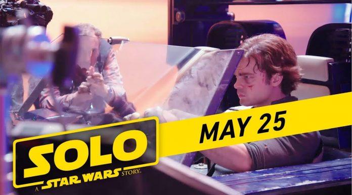 Emilia Clarke zachwala Hana Solo
