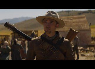 Robert Pattinson i Mia Wasikowska na Dzikim Zachodzie