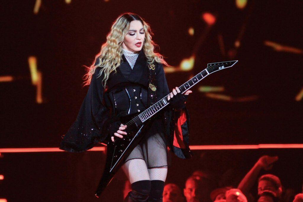 Madonna gwiazdą Glastonbury 2019