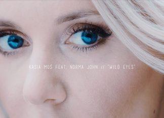 """Kasia Moś i Norma John w piosence """"Wild Eyes"""" (WIDEO)"""