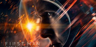 Ryan Gosling stawia pierwszy krok na Księżycu jako First Man