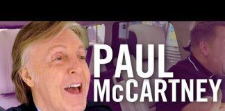 """Paul McCartney w """"Carpool Karaoke"""" (WIDEO)"""
