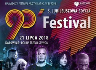 90' Festival 2018 już jutro w Katowicach. Kto wystąpi?