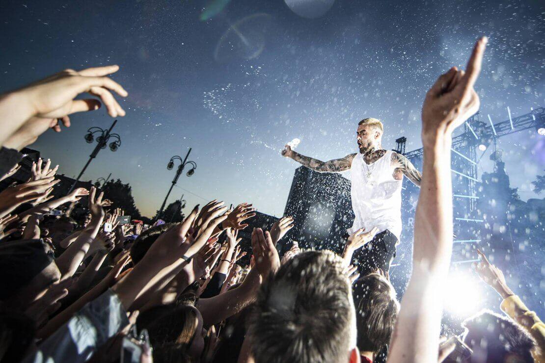 Zobacz kulisy trasy Red Bull Music Presents: Quebonafide on tour