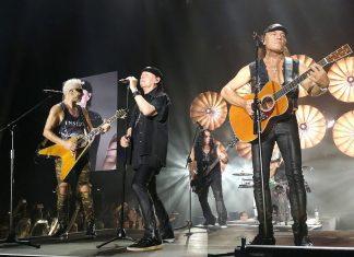 Scorpions Kora
