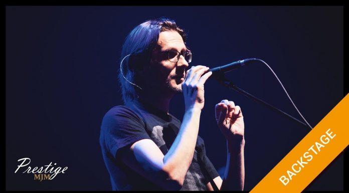 Steven Wilson wystąpił we Wrocławiu (zobacz wideo z koncertu)