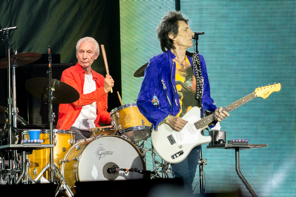 The Rolling Stones na PGE Narodowym