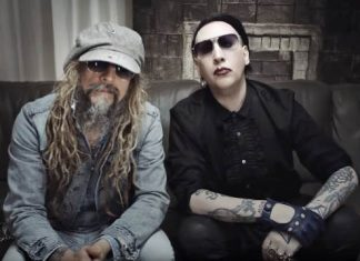 Rob Zombie i Marilyn Manson grają The Beatles