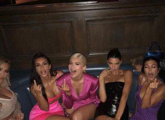 Kanye West i seksowne szwagierki