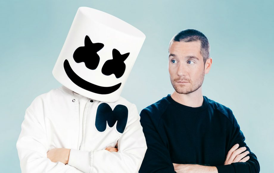 "Marshmello i Bastille śpiewają ""Happier"""