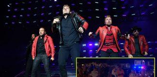 Dramat na koncercie Backstreet Boys. Są ranne osoby!