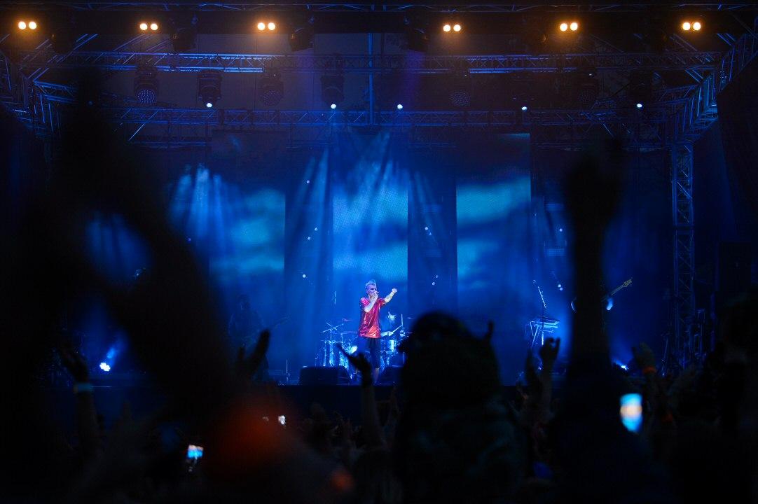 O.S.T.R. i Agnieszka Chylińska zagrali w ramach Hej Fest (ZDJĘCIA)