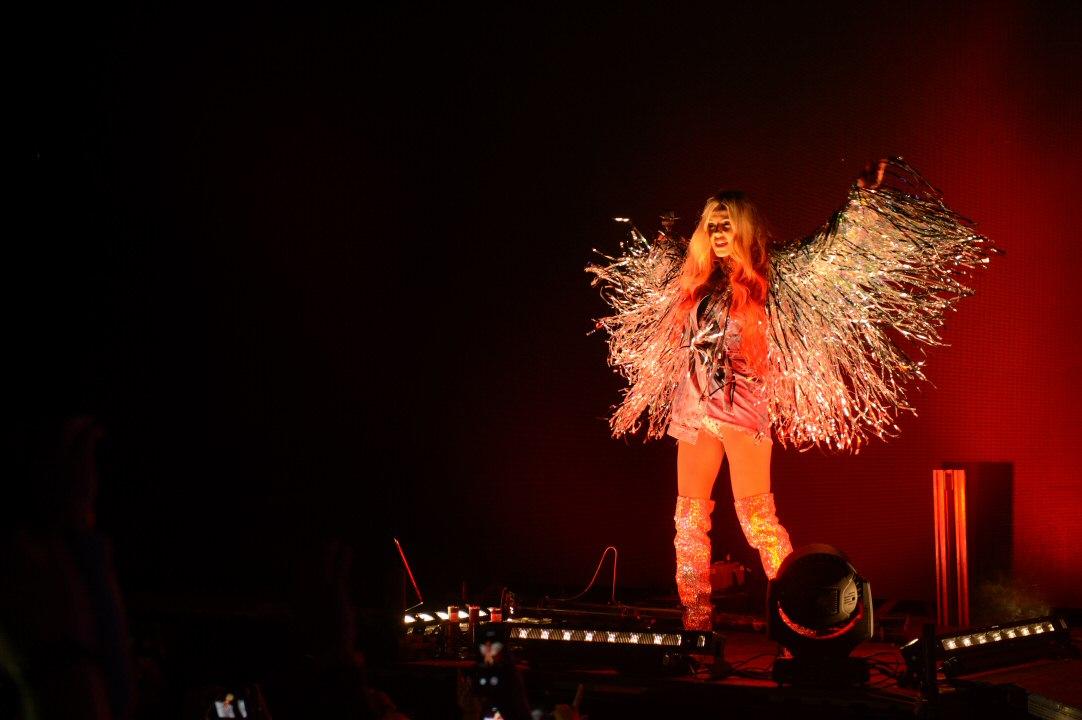 Cleo oraz Doda & Virgin - widowiskowe show na finał Hej Fest (ZDJĘCIA)