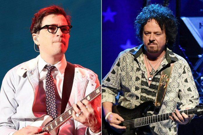Toto palą haszysz z Weezer