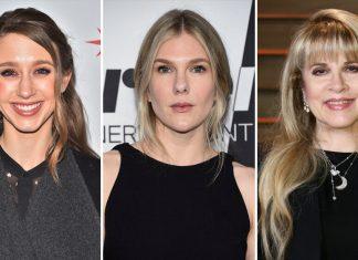 Stevie Nicks, Lily Rabe i Gabourey Sidibe w American Horror Story: Apocalypse