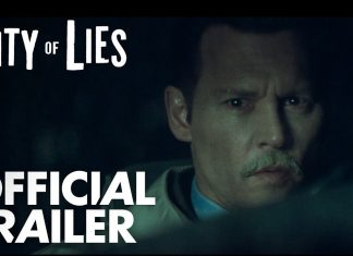 City of Lies Johnny Depp