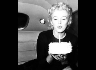 Naga Marilyn Monroe odnaleziona