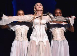 Madonna na Met Gali - zobacz cały występ (WIDEO)