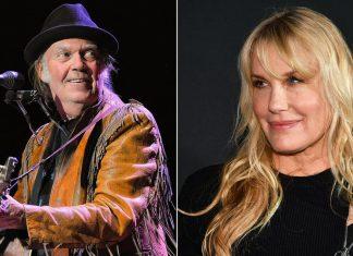 Neil Young i Daryl Hannah wzięli ślub