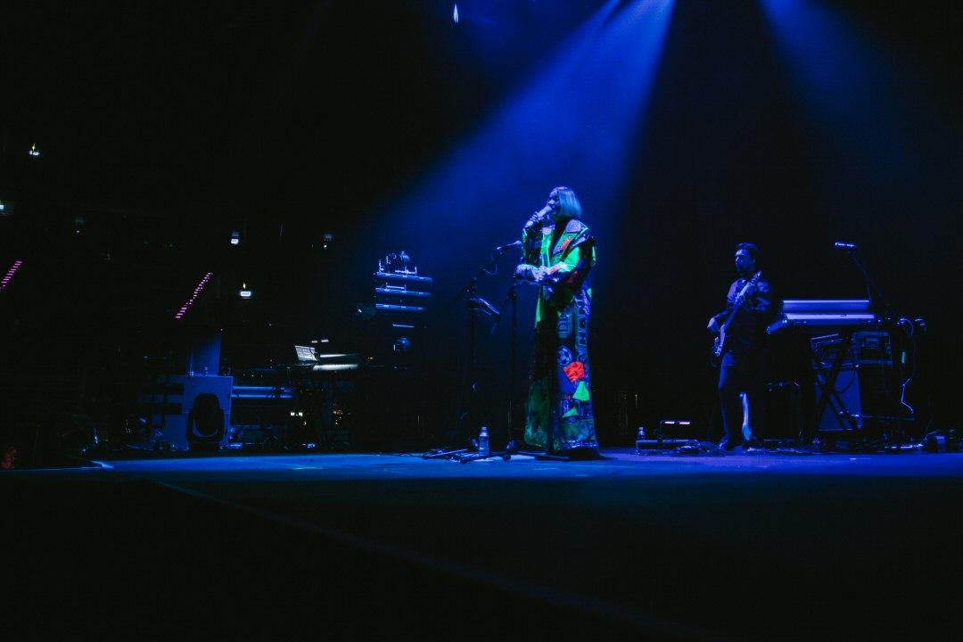 Natalia Nykiel wystąpiła w Tauron Arenie przed Thirty Seconds To Mars (ZDJĘCIA)