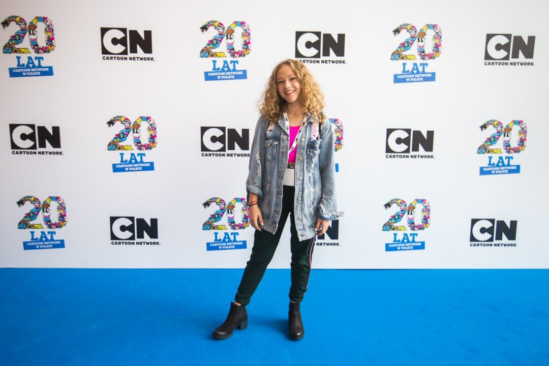 Margaret, Roksana Węgiel, 4 Dreamers i inne gwiazdy na 20 urodzinach Cartoon Network