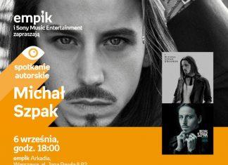 Michał Szpak w Empiku - wspólne świętowanie premiery płyty!