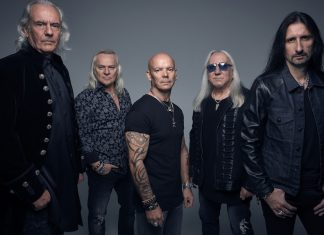 Cztery koncerty Uriah Heep w Polsce