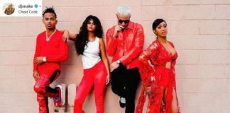 DJ Snake i Selena Gomez z Cardi B śpiewają Taki Taki