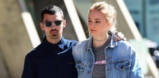 Joe Jonas i Sophie Turner zakochani na US Open