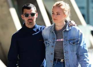 Joe Jonas i Sophie Turner zakochani na US Open