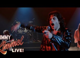 """Rami Malek liczy na nominację do Oscara za """"Bohemian Rhapsody"""""""