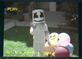 Marshmello wraca do dzieciństwa