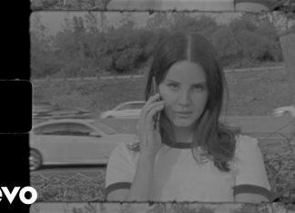 Czarno-biała Lana Del Rey (WIDEO)