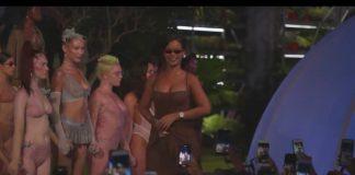 Rihanna: Zobacz pokaz bielizny (WIDEO)