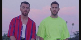 "Calvin Harris i Sam Smith opublikowali teledysk do piosenki ""Promises""."