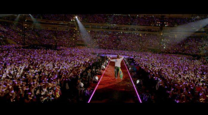 Coldplay wydają koncert z Ameryki Południowej