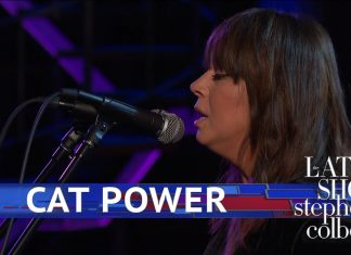 Cat Power bez Lany del Rey u Stephena Colberta (WIDEO)