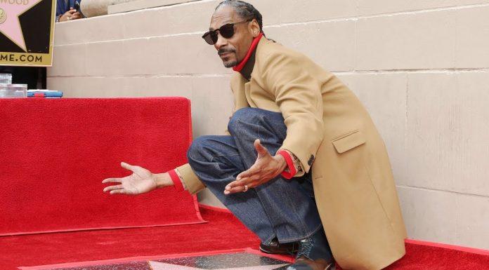 Snoop Dogg ma swoją gwiazdę na Hollywood Walk of Fame