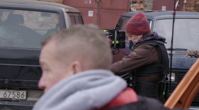 Małgorzata Kożuchowska w filmie o Tomaszu Chadzie (WIDEO)