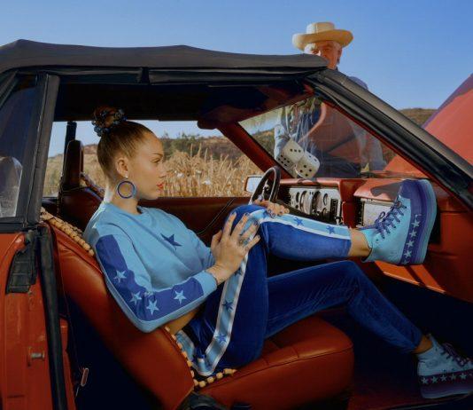 Miley Cyrus w ekskluzywnej kolekcji (ZDJĘCIA)
