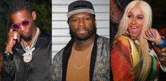 50 Cent namawia Cardi B by wróciła do Offseta