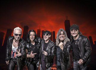 Spraw prezent na święta! Kup bilet na koncert Scorpions!