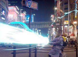 Jaden Smith zieje ogniem w Tokio