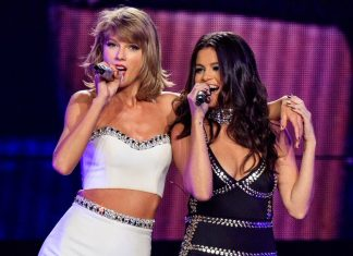 Selena Gomez podarowała prezent Taylor Swift
