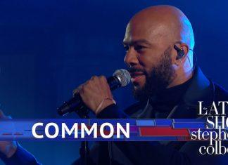 Common śpiewa, a Michelle Obama go przedstawia (WIDEO)