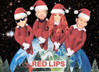 Red Lips: Premiera EP-ki świątecznej, czyli Red Lips na Święta