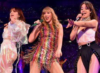 Taylor Swift podzieliła się z fanami trzema wideo, wśród gości: Camila Cabello i Charli XCX.